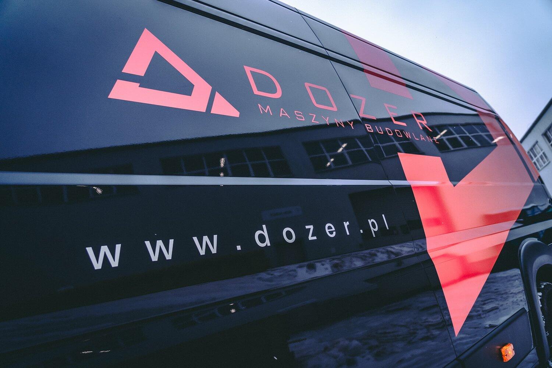 Dozer slide